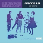 Francis Lai альбом Pop Story (The Best Psychedelic Themes by the Master of French Film Music)