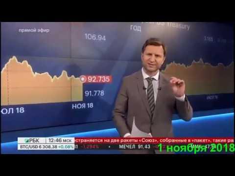 Владимир Левченко - РТС и SP: итоги октября (01.11.2018)