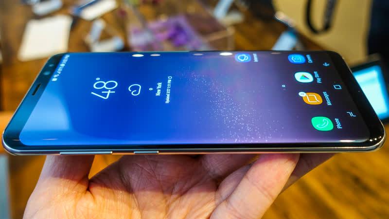 Состояние Samsung S8 Plus