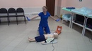 ПСА, Педиатрия, Сценарий №2 Базовая сердечно-легочная реанимация у детей
