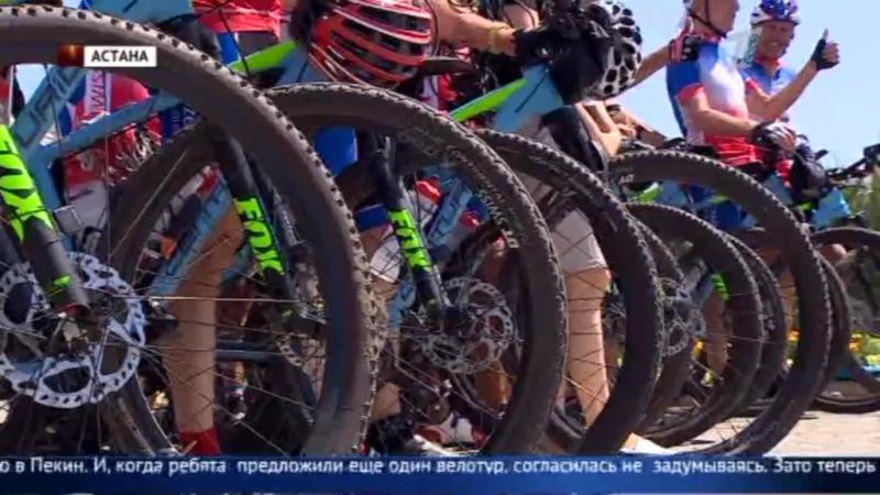 Кручу педали: В путешествие по всему континенту на велосипеде отправились путешественники