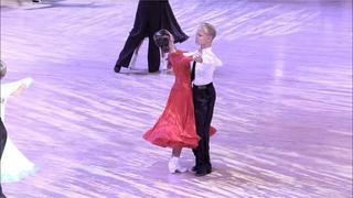 Vladimirov Fedor - Erofeeva Ksenia RUS, Tango | 2018 WDC Juveniles-2 Standard