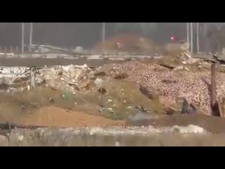 Видео разгрома блиндажей армии ДНР под Авдеевкой опубликовал «Штирлиц» из ВСУ