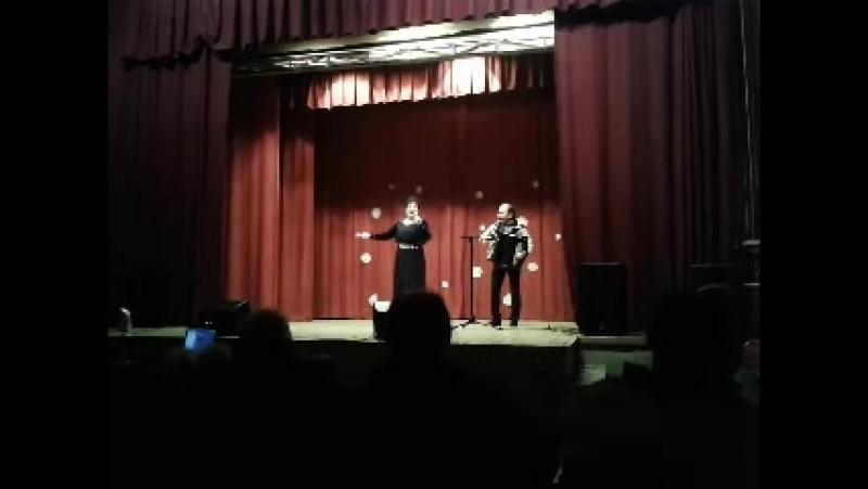 концерт Назифы Кадыровой