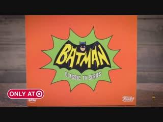 Target Exclusive Batman 66 DC Collectors Box!