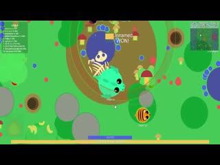 VideoCutter_Mope.io CRAZY TREX VS DINO MONSTER!! IMMORTAL OSTRICH GLITCH!!--Mope.mp4