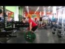 Юлия Зауголова тяга классика 140х11 без ремня