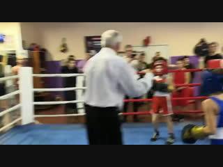 Бокс-это совокупность трудолюбия и мотиваци