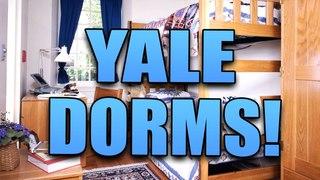 YALE DORM TOUR! (Yale Vlog 2015)