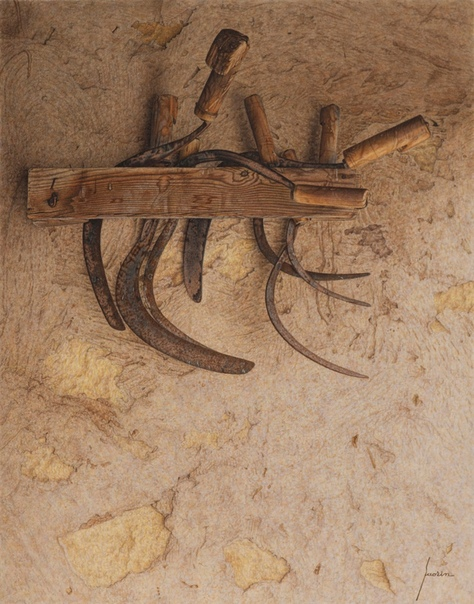 Jesús Lozano Saorin, 1957 г.р. - испанский акварелист #акварель@art_shoc