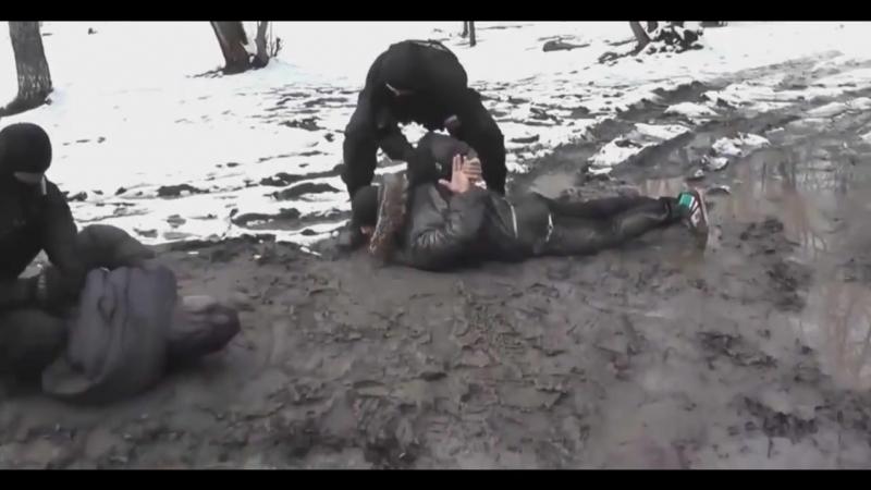 УФСБ - Захват вербовщиков ИГИЛ