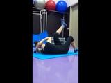 Дыхательная гимнастика для похудения с Екатериной Сафиной #1