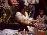 1988-0715 Shri Mataji working on Seekers after the Public Program Amsterdam Holland DP-RAW