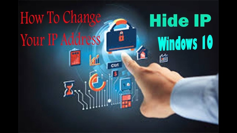How To Change Hide Your IP Address For Windows 10