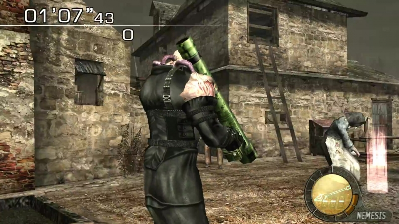 Resident Evil 4 (PC) (2007) - NEMESIS Preview - Village Mercenaries