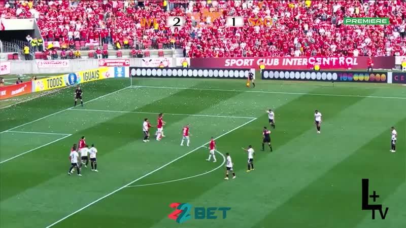 Internacional 3 x 1 São Paulo - Gols Melhores Momentos COMPLETO - Brasileirão