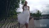 Свадебное платье в Саратове TM Pauline коллекции COSMOPOLITA BRIDAL модель Париж Paris