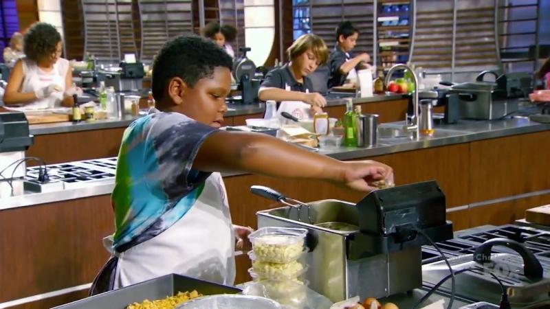 Лучший повар Америки: Дети 6 сезон 4 серия ( MasterChef Junior )