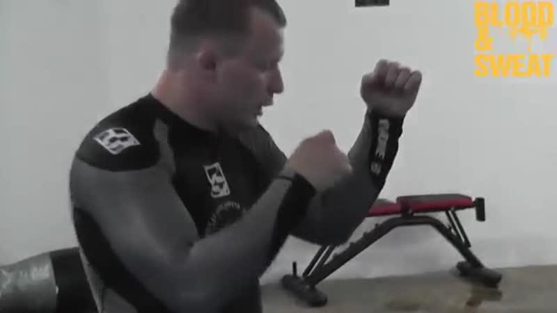 Александр Шлеменко техника переднего бокового.