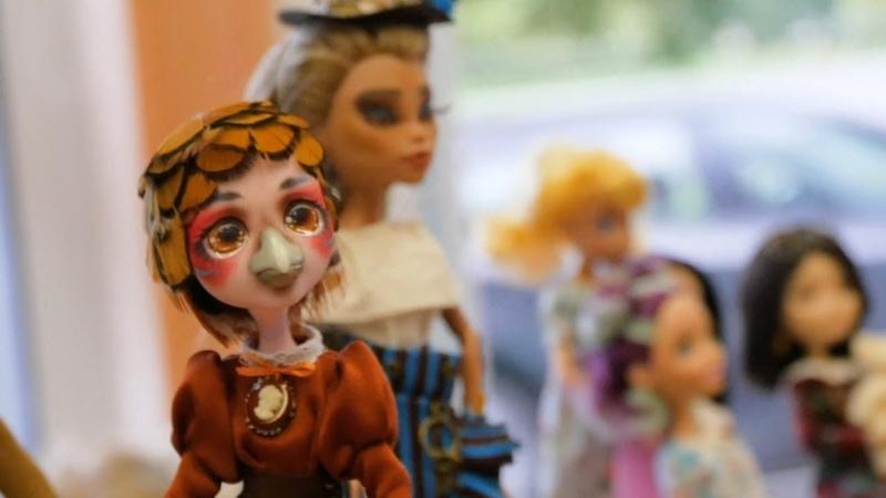 Кукольный Фестиваль КОРОБКА С КУКЛАМИ | САНКТ-ПЕТЕРБУРГ