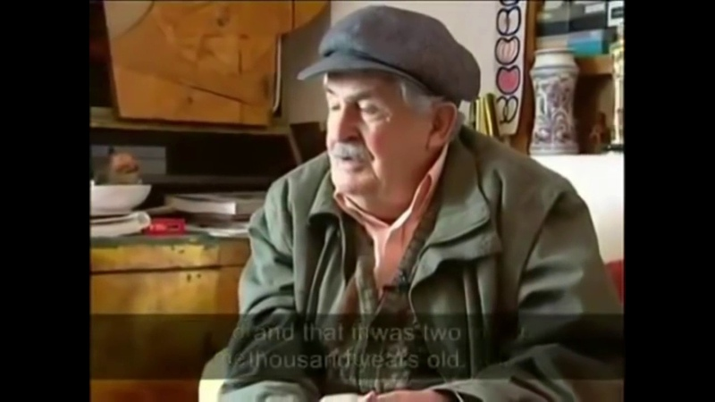 Тонино Гуэрра про Армению Tonino Guerra about Armenia