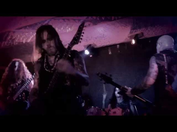 UNEARTHLY - Where The Sky Bleeds In Red - Live in Moscow, ТЕАТРЪ (20.02.2015) [8]