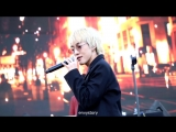 FANCAM Zion.T - The Song GREEN PLUGGED SEOUL 2018 (20.05.2018)
