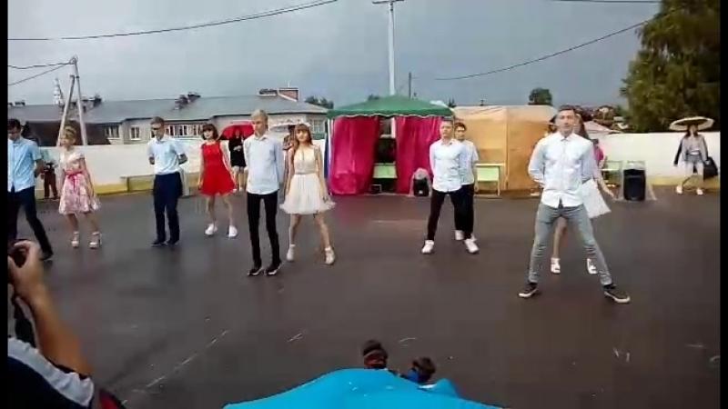 ВАЛЬС выпускников 9-х кассов п. Дружба