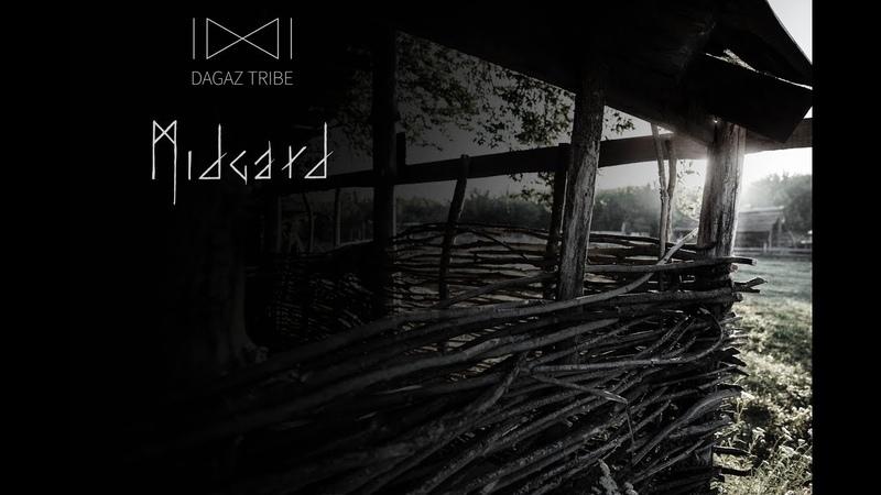 The protectress of Midgard Защитница мира Мидгард Dagaz tribe