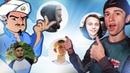 АКИНАТОР ОТГАДЫВАЕТ ФИФЕРОВ И МОБИЛЬНЫХ ФИФЕРОВ | FELIX FIFA, EVONEON, VLAD KAPUSTA, ZBORETS, RUSSES