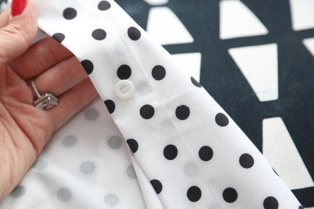Платье в горошек на все времена из моего любимого магазина Sytiz