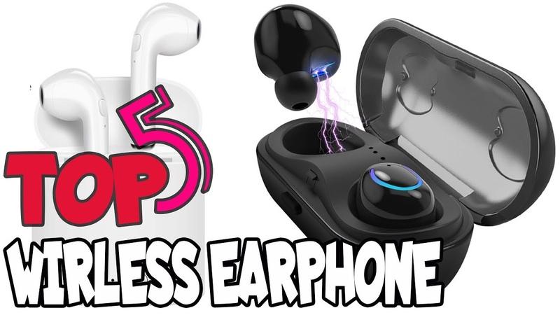 Top 5 Mini Wireless Bluetooth Earphone Best 5 Bluetooth Earphone 2019