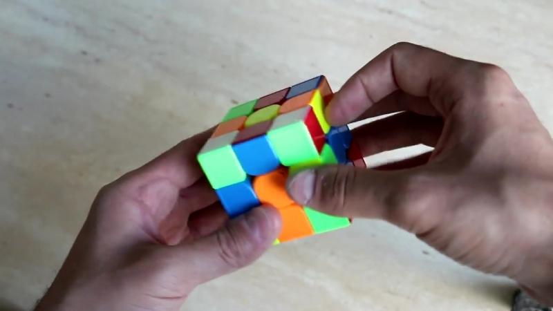 [PROCUBER] ⚡ Как собирать кубик Рубика 3х3 как профи Метод Джессики Фридрих. 🎓Обучение F2L Ф2Л