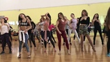 Bachata lady style (Caviar) Anna Belykh 1st Russian Bachata lady style festival