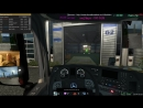 ETS2 MP Online on Mersedes new actros 2014 4 70