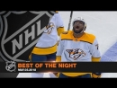 Rinne's improbable save, Malkin's diving goal, Subban's blistering one-timer