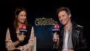 Fantastic Beasts Cast on Sexiest Nice Guy Eddie Redmayne Grindelwalds Secret Name