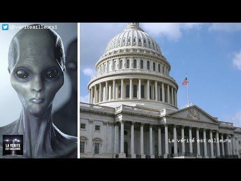 ★ Aurait-on parlé des extraterrestres durant un témoignage au Sénat américain ?