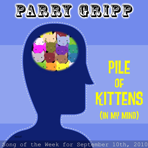 Parry Gripp альбом Pile of Kittens (In My Mind)