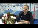 Светлана Крючкова в интервью телеканалу 78