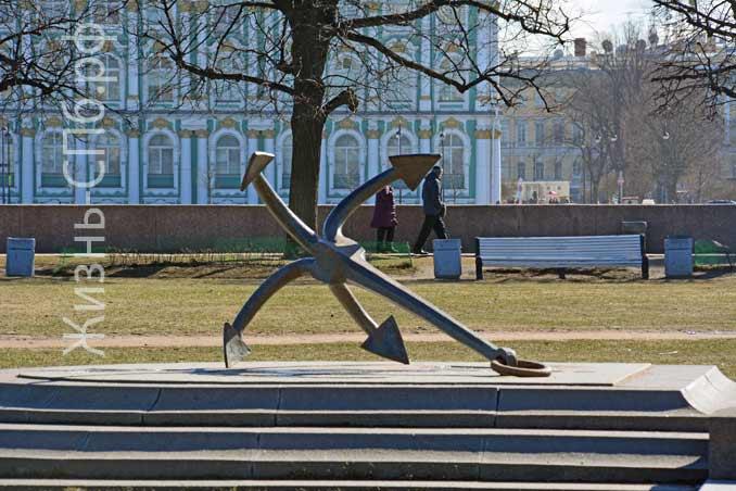 якорь Петербурга