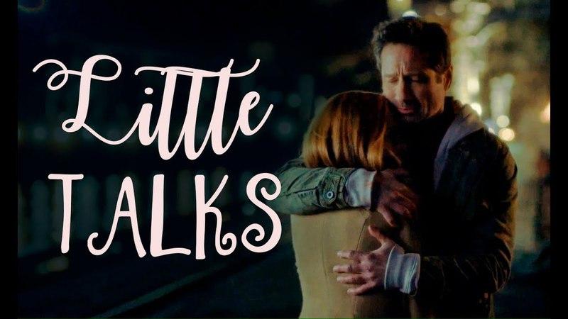 MSR * Little Talks * Mulder/Scully * X-FILES * Finale clips