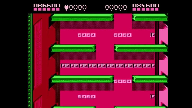 TAS HD- NES Battletoads (USA) -2p warps- in 11-04.72 by feos MESHUGGAH