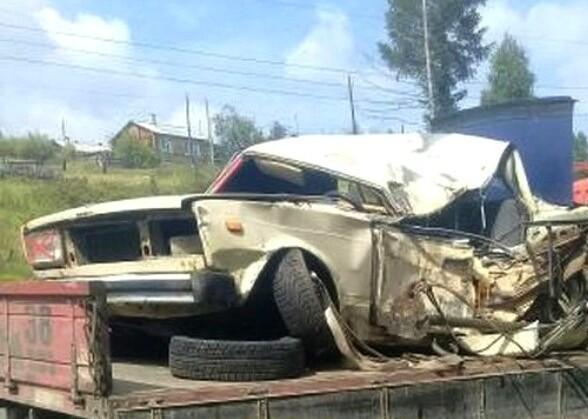 ДТП в районе Эдучанки 25.07.2018