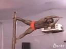 Индийские гимнасты!!Очень необычные способности индийских гимнастов на шесте