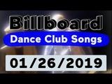 Billboard Top 50 Dance Club Songs (January 26, 2019)
