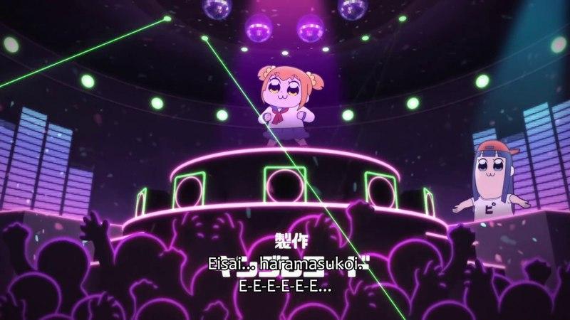 EISAI HARAMASUKOI! - Pop Team Epic Special Opening エイサイハラマスコイがバズった結