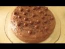 Шоколадный торт. Торт с вишней. Вишневый торт. Çikolatalı Vişneli Pasta Nasıl Yap