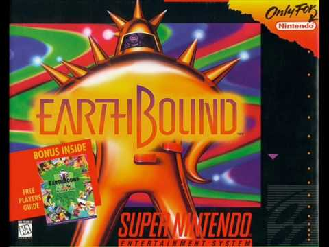 EarthBound A Bad Dream