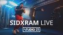 SIDxRAM - GANG BANG DRIBLING REPTILE @LIVE